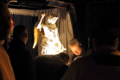 Nawiedzenie figury św. Michała Archanioła 2016