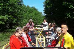 Niepełnosprawni na wschodzie Polski
