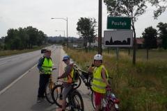 Wycieczka rowerowa do Pasłęka