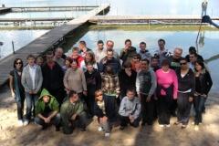 Wyjazd osób starszych i niepełnosprawnych - Borsk Wrzesień 2010
